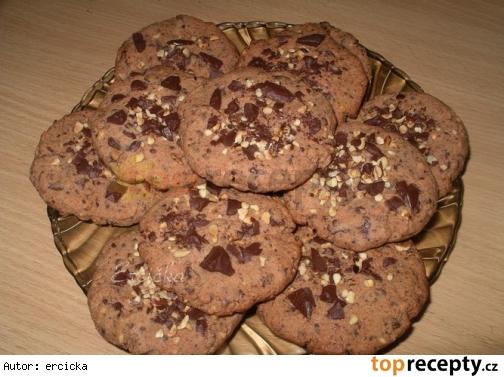 Čokoládové sušienky pre alergikov