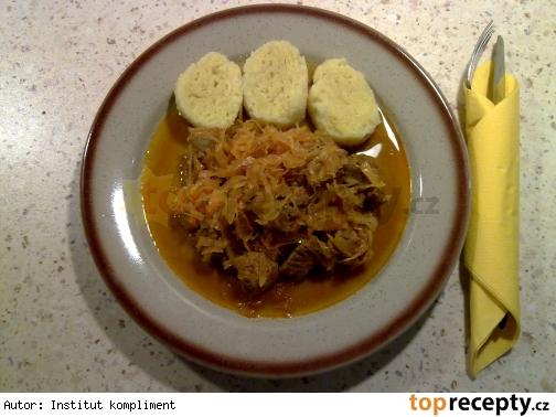 Dietny segedínsky guláš s morcacim masom