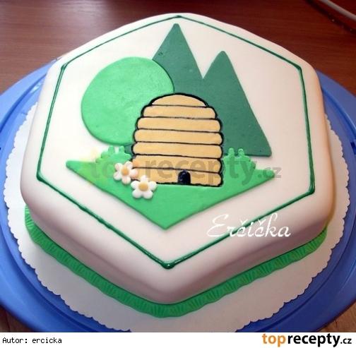Torta pre vcelarsky spolok