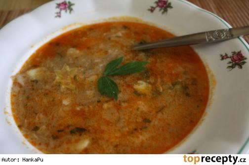 zelerova polievka jednoducha
