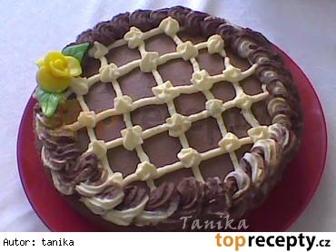 Čokoládová torta II.