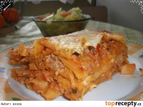 Lazane / Lasagne