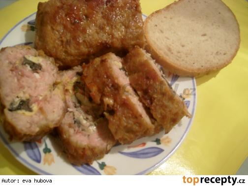 Roláda z mletého mäsa s náplňou /Roláda z mletého masa s náplní