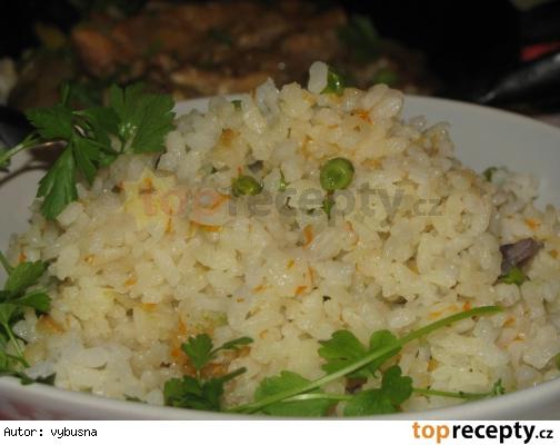 Chutná ryža