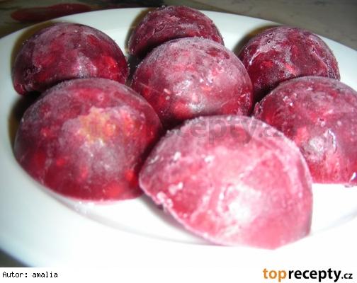 Granátové jablká do zásoby