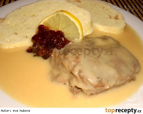 Hovadzie maso so zeleninovou omackou /Hovězí maso se zeleninovou omáčkou