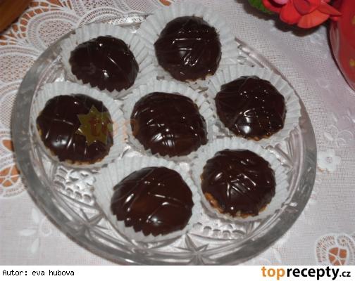 Linecké kosíčky s náplňou s KOKA sušienok /Linecké košíčky s náplní z Koka sušenek