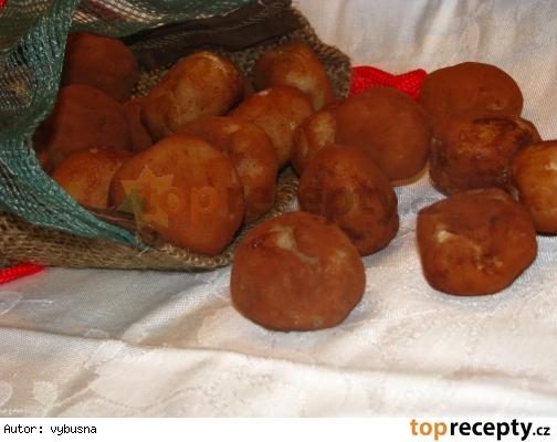 Marcipánove zemiaky