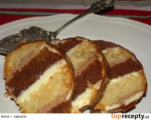 Metrový koláč