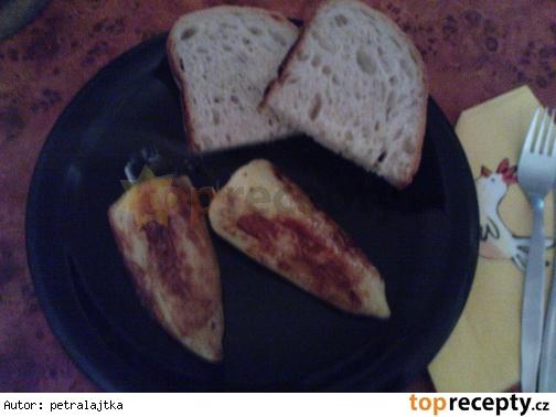 Pečené papriky so syrokrémom