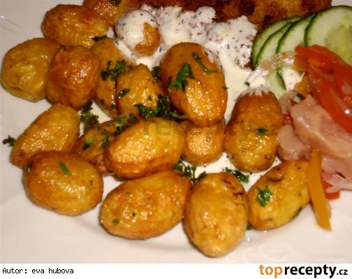 Petržlenové zemiaky