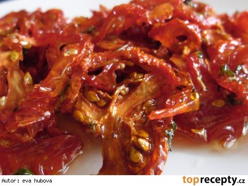 Sušené paradajky v oleji /Sušená rajčata v oleji