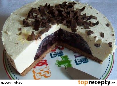 Visnovo-tvarohova torta