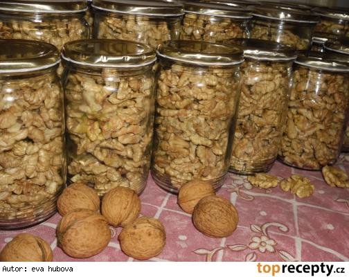 Zavárané vlašské orechy