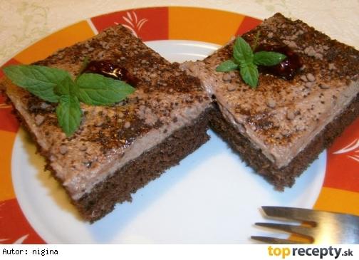 Grankový koláč Olé