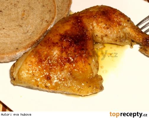 Kura na masle
