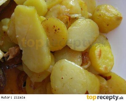Lyonské zemiaky