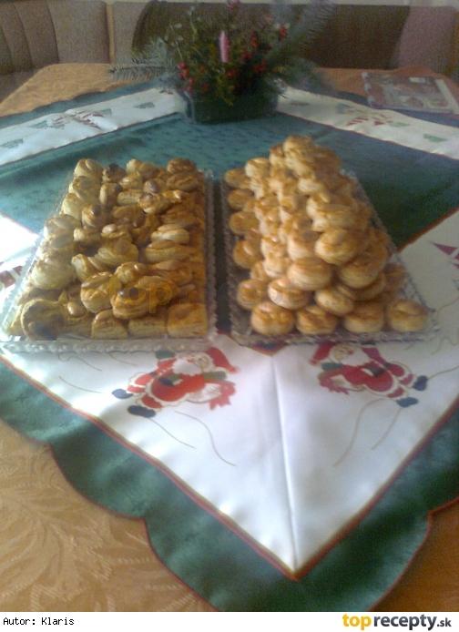 Mandlové  pagáčiky - slávnostné