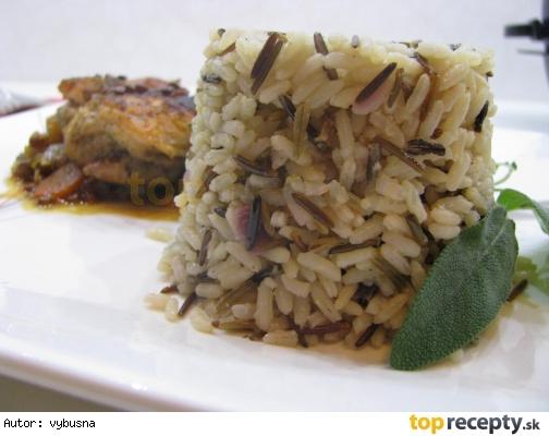 Mexická limetová ryža