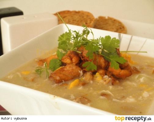 Osviežujúca letná polievka