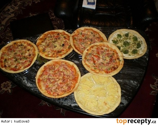 Cesto na pizzu /Pizza