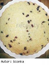 Pšenový koláčik