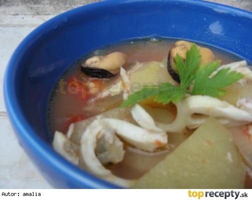 Rybacia polievka