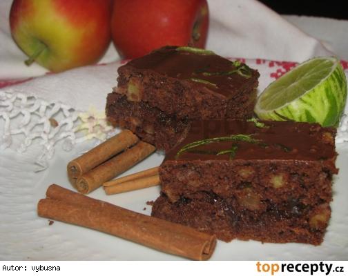 Skvelý perníkový koláč