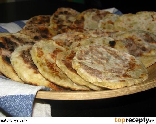 Zuberecke kabačky - zemiakove posúchy z Oravy
