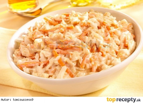 Coleslaw - šalát jednoduchý