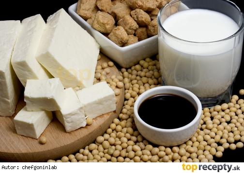 Dokážete urobiť tofu alebo sójové mlieko?