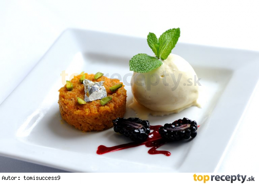 Gajar halwa- Indiánsky dezert