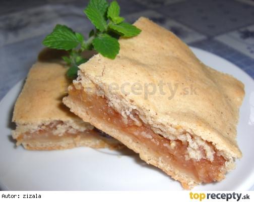 Klasický jablkový koláč