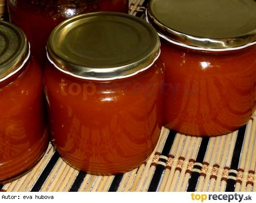 Meruňková marmeláda s jablky