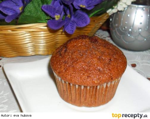 Pernikove muffiny /Muffiny s vůní perniku