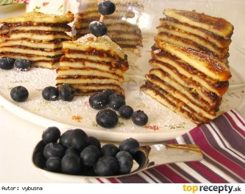Palacinkova torta