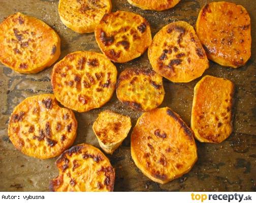 Pečené sladké zemiaky / batáty