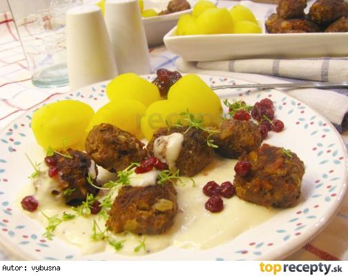 Švédske mäsové guličky – ikeácke