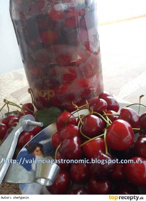 Vytvorte si vlastné čerešňového vína